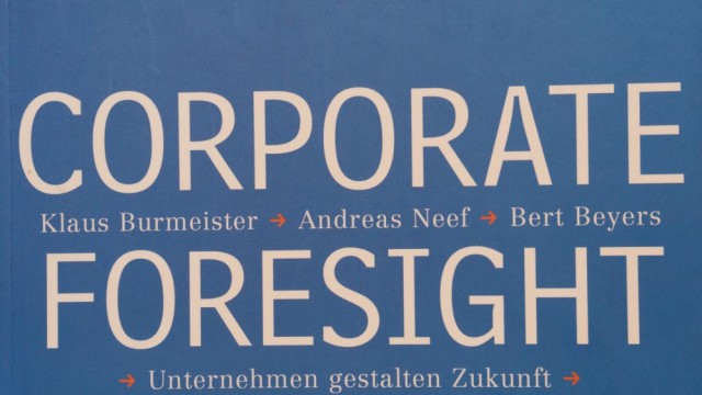 Buch: Corporate Foresight